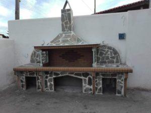 Νέο BBQ set Ψησταριά στην Αρτέμιδα Αττικής